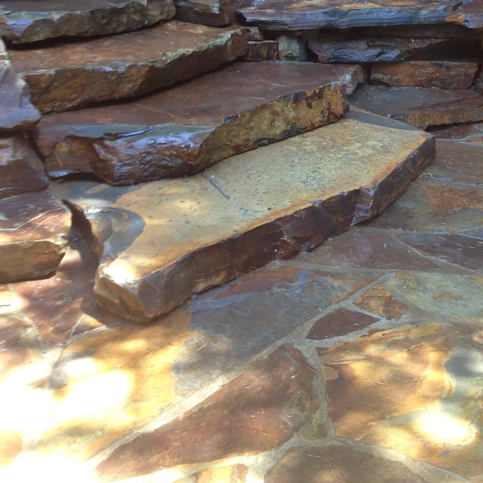 Stone Patio & Steps ENDURANCE Stone