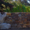 Stone wall design Seattle