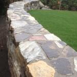 Detailed stone masonry